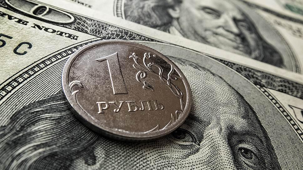 Почему в реальности рубль упал в 2017 году говоря, чем